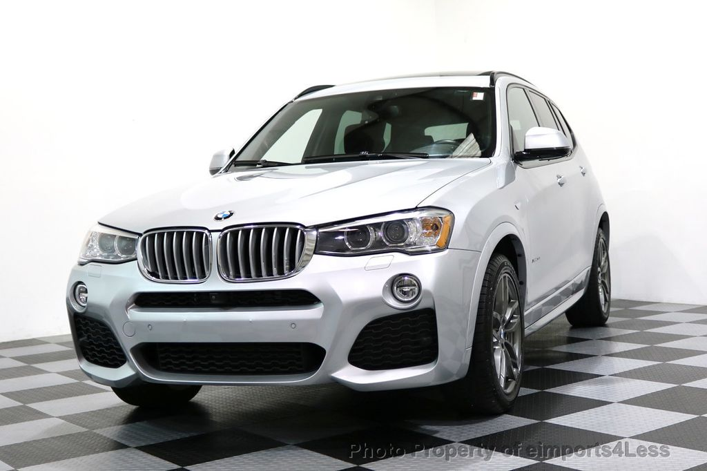 2015 BMW X3 CERTIFIED X3 xDRIVE35i M Sport Package AWD NAVI - 17057497 - 13