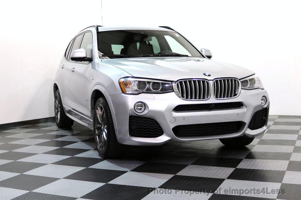 2015 BMW X3 CERTIFIED X3 xDRIVE35i M Sport Package AWD NAVI - 17057497 - 14
