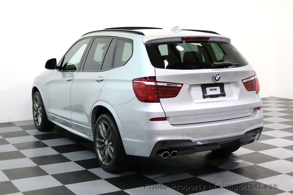 2015 BMW X3 CERTIFIED X3 xDRIVE35i M Sport Package AWD NAVI - 17057497 - 15