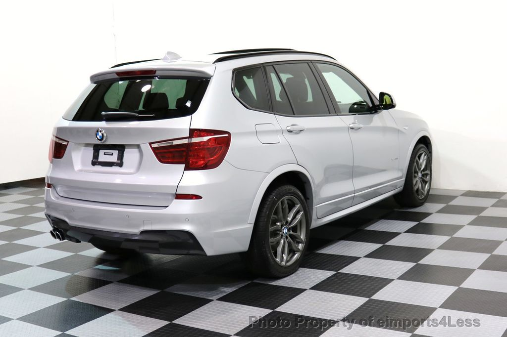 2015 BMW X3 CERTIFIED X3 xDRIVE35i M Sport Package AWD NAVI - 17057497 - 17