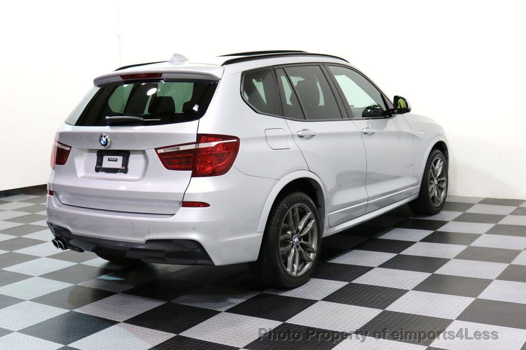 2015 BMW X3 CERTIFIED X3 xDRIVE35i M Sport Package AWD NAVI - 17057497 - 17
