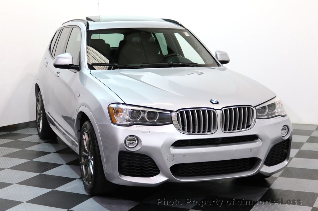 2015 BMW X3 CERTIFIED X3 xDRIVE35i M Sport Package AWD NAVI - 17057497 - 1