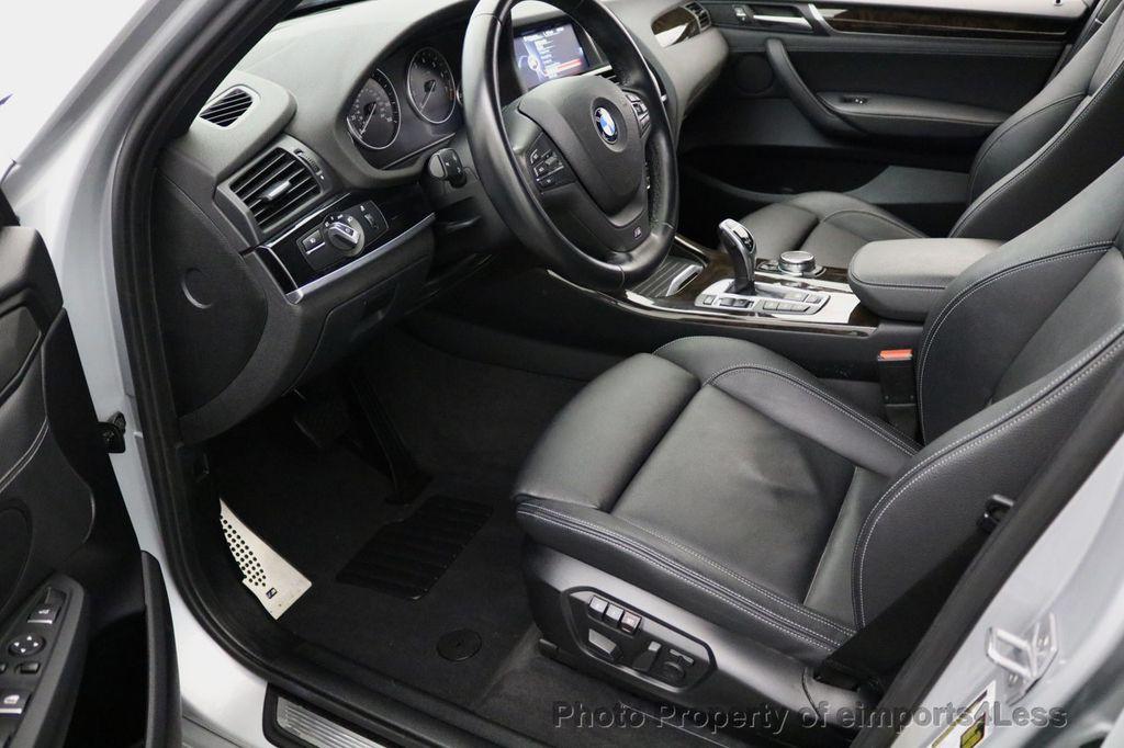 2015 BMW X3 CERTIFIED X3 xDRIVE35i M Sport Package AWD NAVI - 17057497 - 24