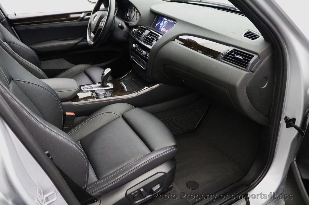 2015 BMW X3 CERTIFIED X3 xDRIVE35i M Sport Package AWD NAVI - 17057497 - 25