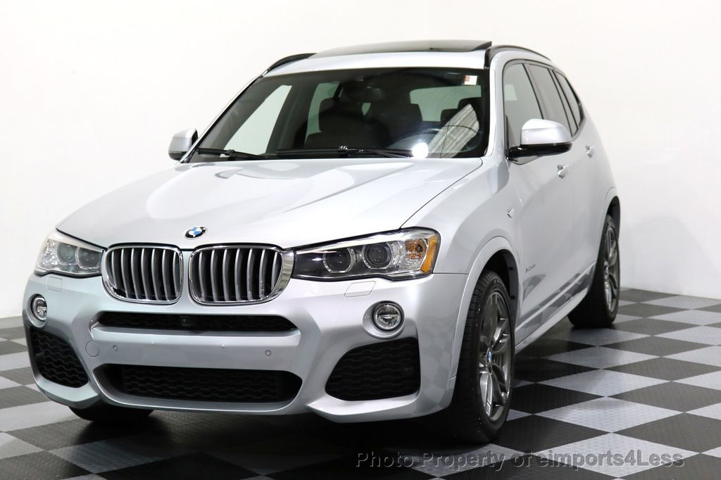 2015 BMW X3 CERTIFIED X3 xDRIVE35i M Sport Package AWD NAVI - 17057497 - 28