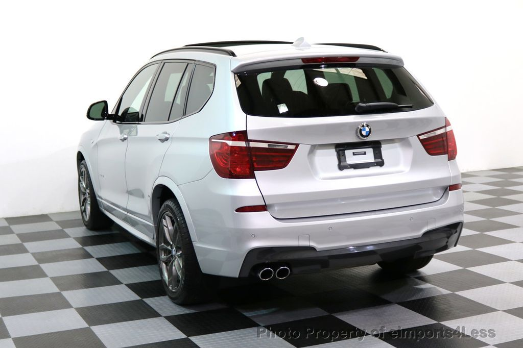 2015 BMW X3 CERTIFIED X3 xDRIVE35i M Sport Package AWD NAVI - 17057497 - 2