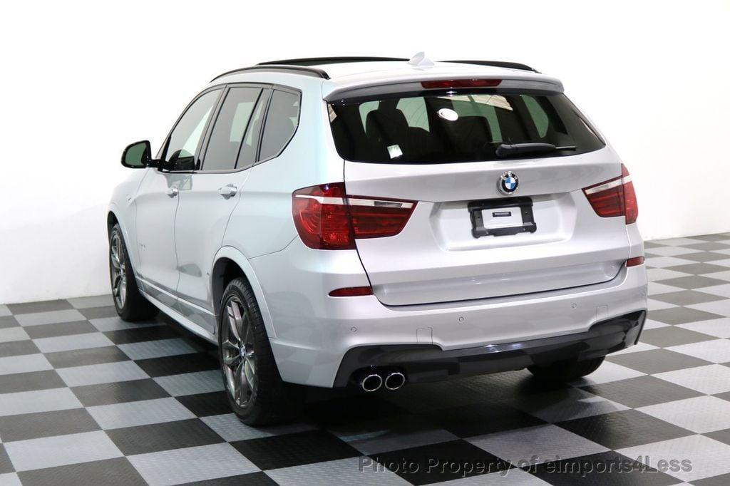 2015 BMW X3 CERTIFIED X3 xDRIVE35i M Sport Package AWD NAVI - 17057497 - 2