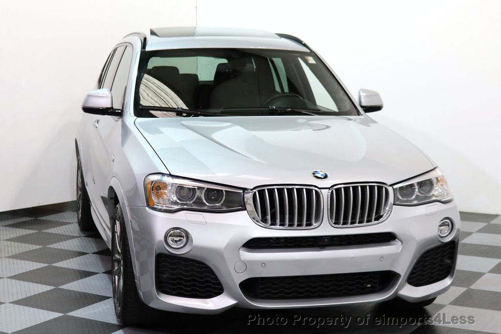 2015 BMW X3 CERTIFIED X3 xDRIVE35i M Sport Package AWD NAVI - 17057497 - 29