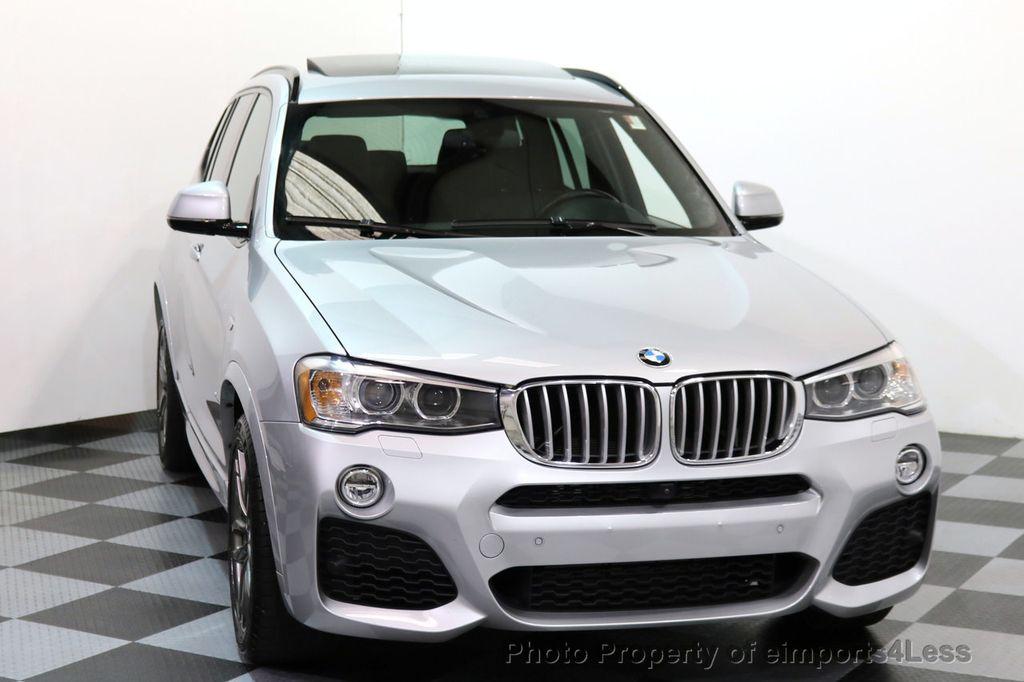 2015 BMW X3 CERTIFIED X3 xDRIVE35i M Sport Package AWD NAVI - 17057497 - 29