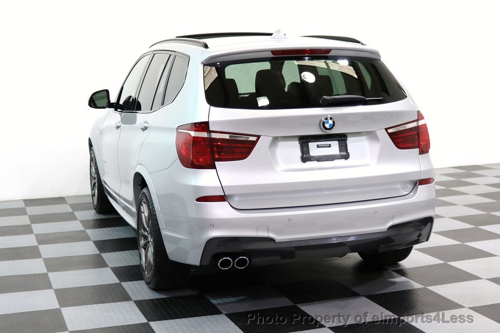 2015 BMW X3 CERTIFIED X3 xDRIVE35i M Sport Package AWD NAVI - 17057497 - 30
