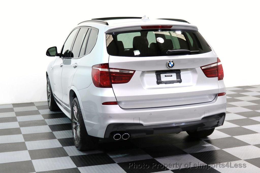 2015 BMW X3 CERTIFIED X3 xDRIVE35i M Sport Package AWD NAVI - 17057497 - 30