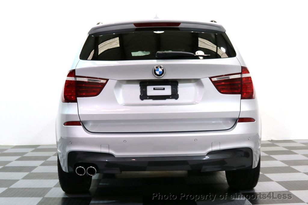 2015 BMW X3 CERTIFIED X3 xDRIVE35i M Sport Package AWD NAVI - 17057497 - 31