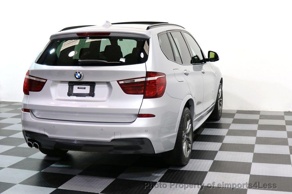 2015 BMW X3 CERTIFIED X3 xDRIVE35i M Sport Package AWD NAVI - 17057497 - 32