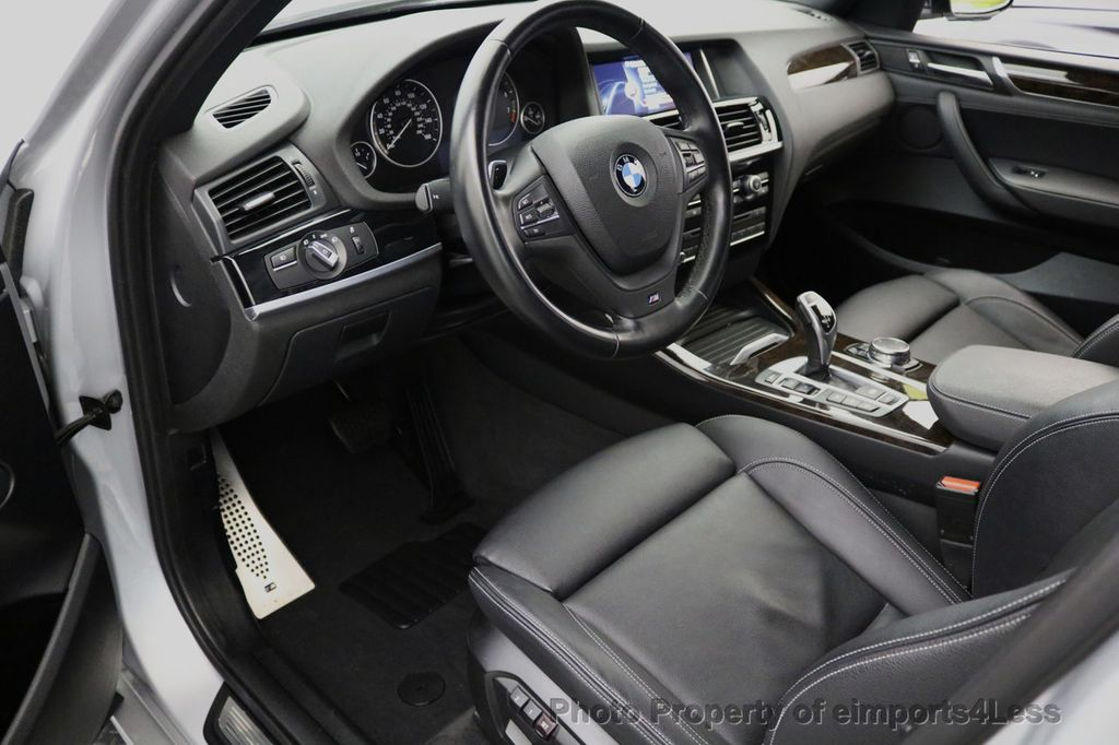 2015 BMW X3 CERTIFIED X3 xDRIVE35i M Sport Package AWD NAVI - 17057497 - 33