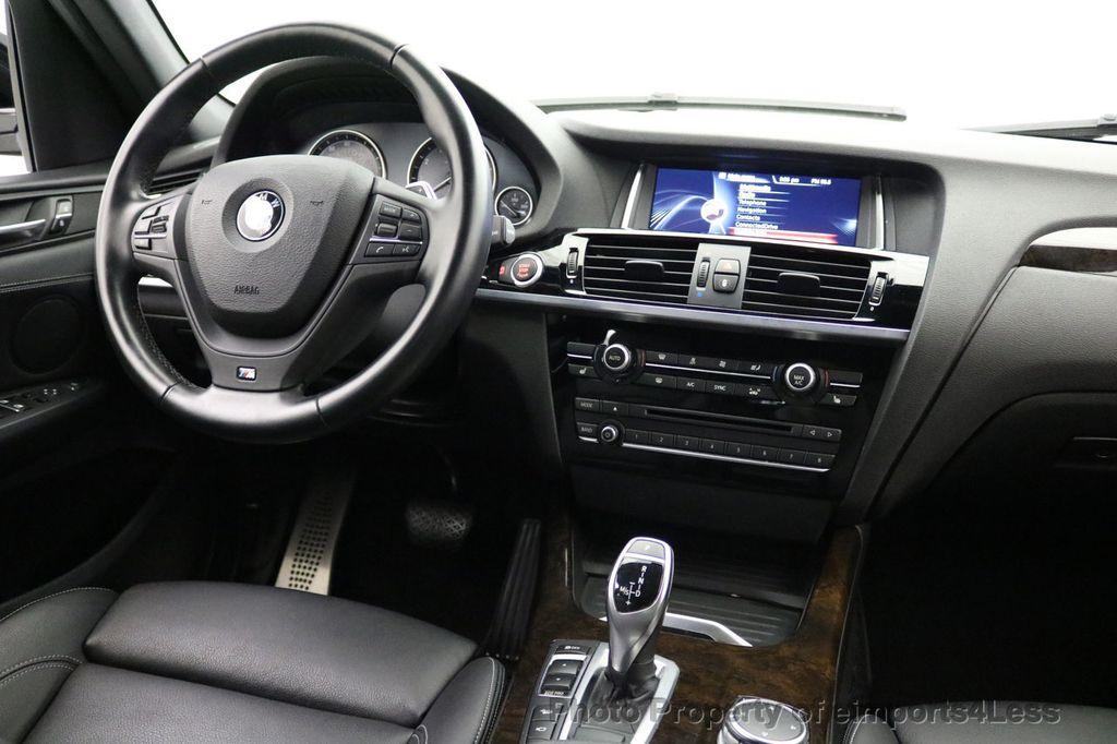 2015 BMW X3 CERTIFIED X3 xDRIVE35i M Sport Package AWD NAVI - 17057497 - 34