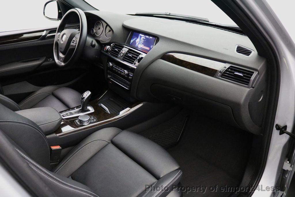 2015 BMW X3 CERTIFIED X3 xDRIVE35i M Sport Package AWD NAVI - 17057497 - 35