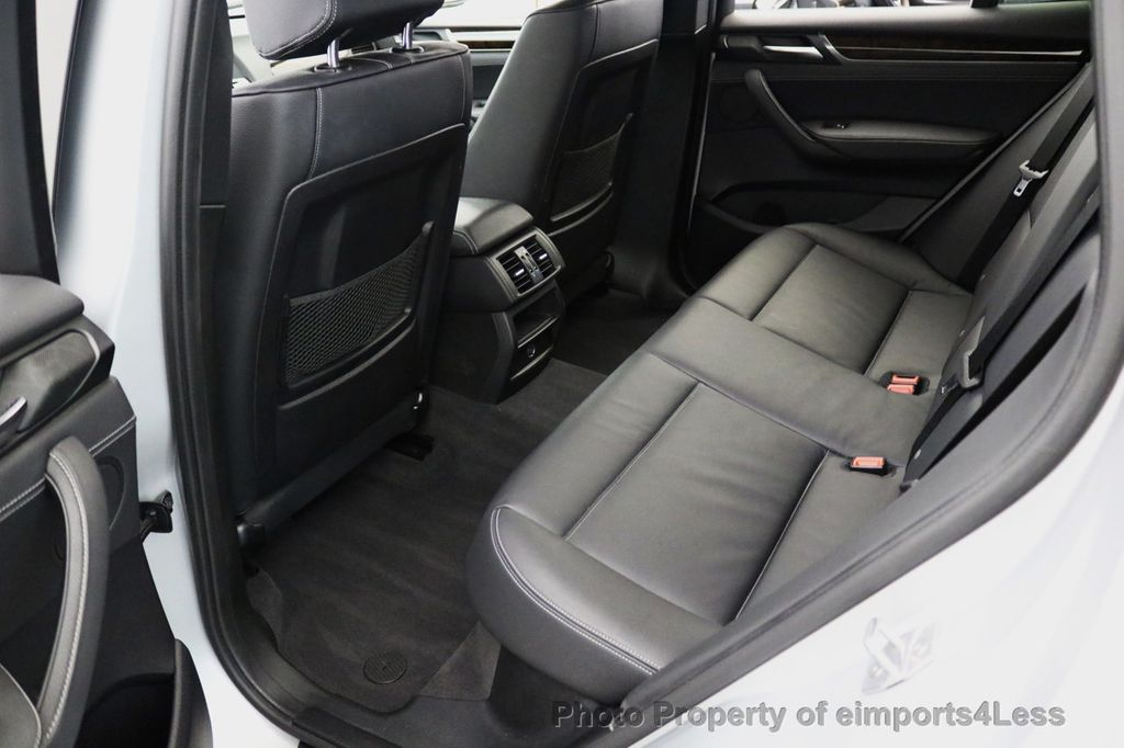 2015 BMW X3 CERTIFIED X3 xDRIVE35i M Sport Package AWD NAVI - 17057497 - 36