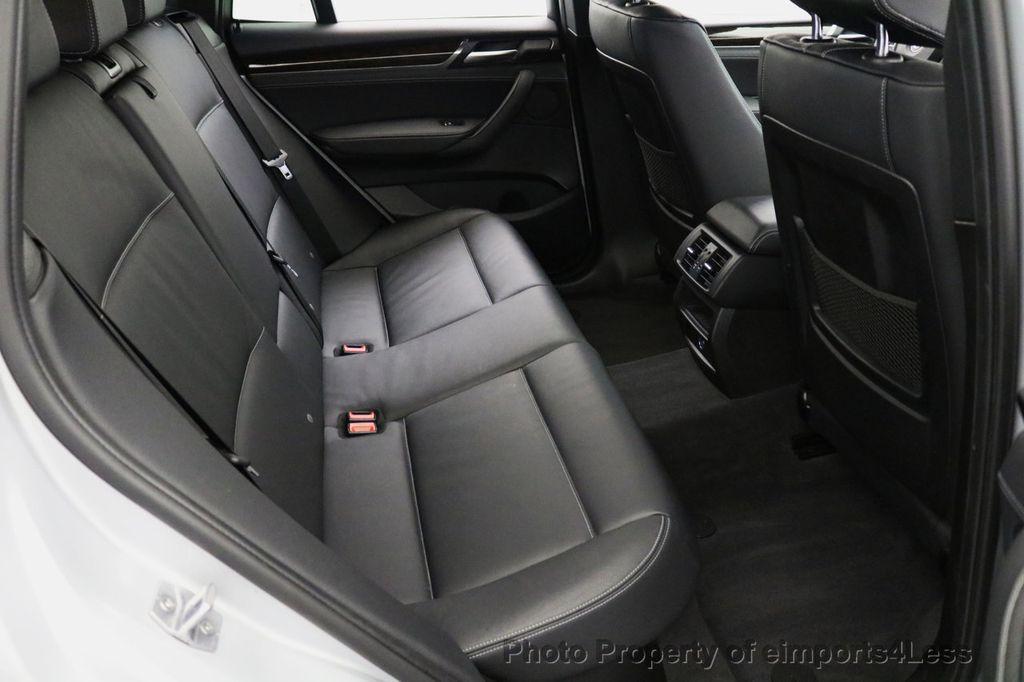 2015 BMW X3 CERTIFIED X3 xDRIVE35i M Sport Package AWD NAVI - 17057497 - 37