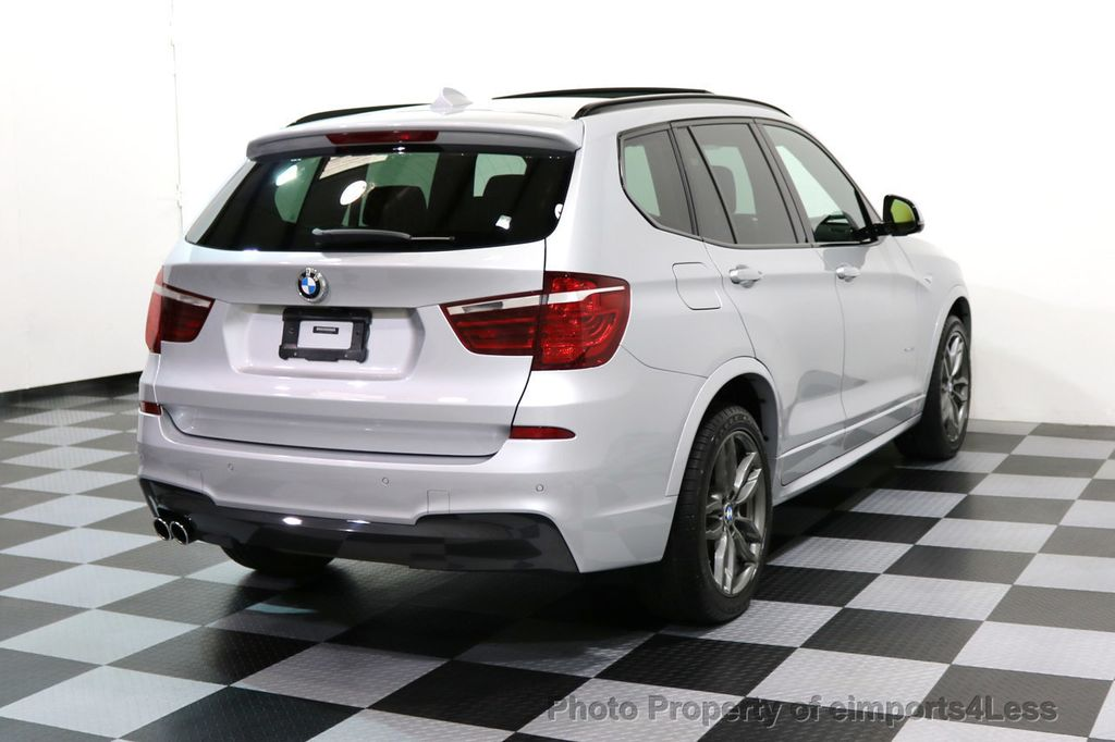 2015 BMW X3 CERTIFIED X3 xDRIVE35i M Sport Package AWD NAVI - 17057497 - 3