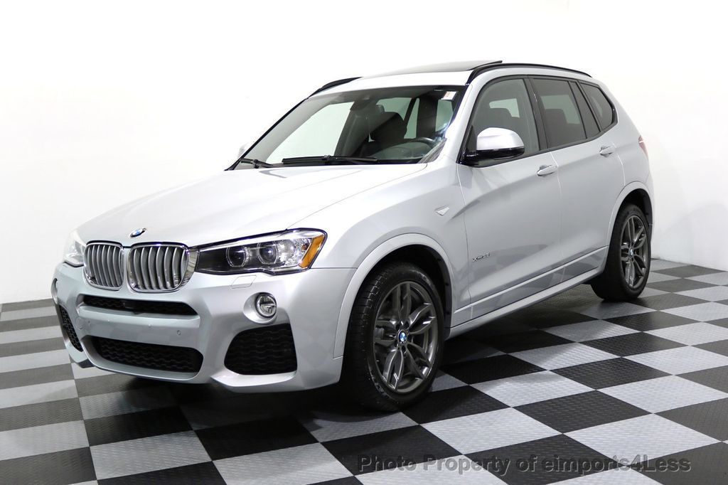 2015 BMW X3 CERTIFIED X3 xDRIVE35i M Sport Package AWD NAVI - 17057497 - 41