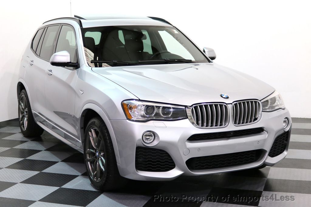 2015 BMW X3 CERTIFIED X3 xDRIVE35i M Sport Package AWD NAVI - 17057497 - 42