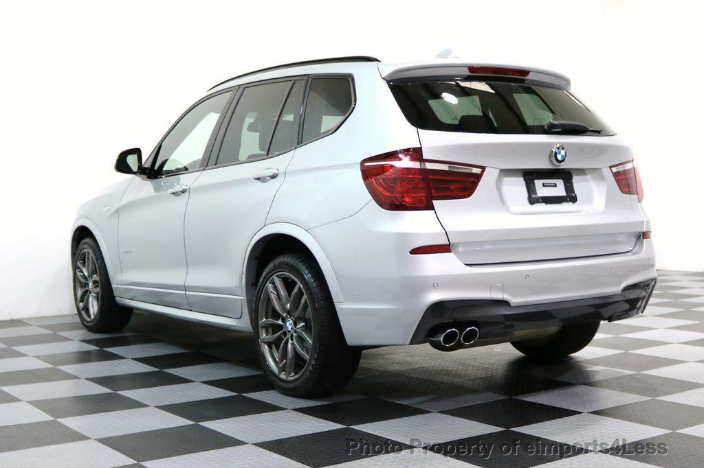 2015 BMW X3 CERTIFIED X3 xDRIVE35i M Sport Package AWD NAVI - 17057497 - 43