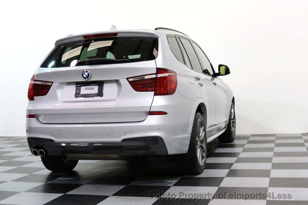 2015 BMW X3 CERTIFIED X3 xDRIVE35i M Sport Package AWD NAVI - 17057497 - 44