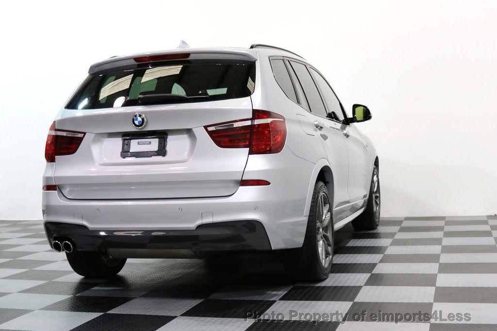 2015 BMW X3 CERTIFIED X3 xDRIVE35i M Sport Package AWD NAVI - 17057497 - 44