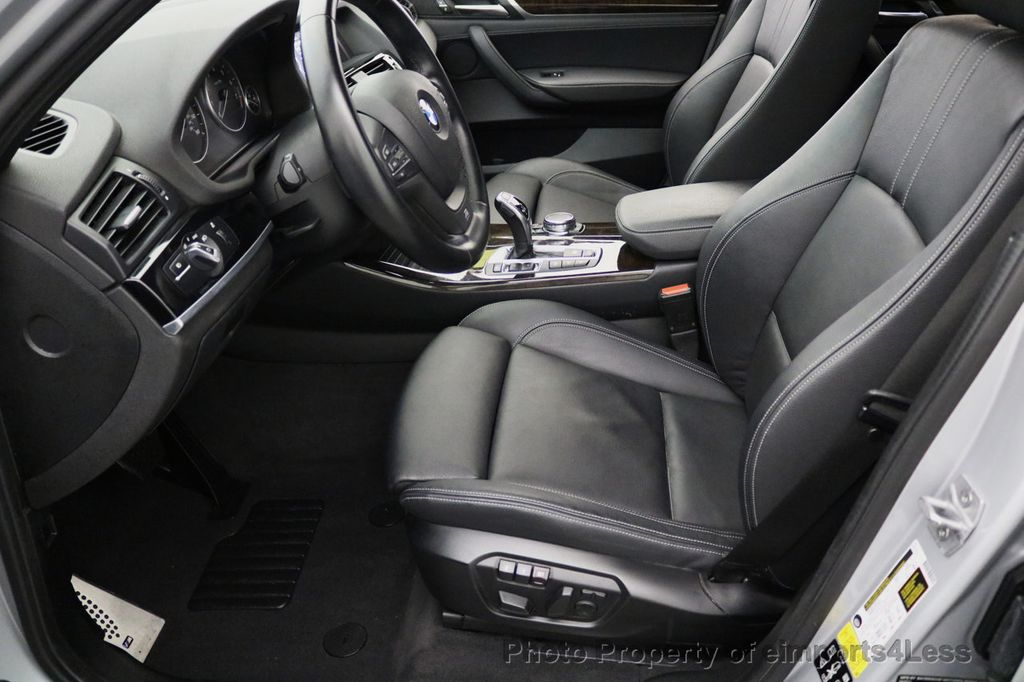 2015 BMW X3 CERTIFIED X3 xDRIVE35i M Sport Package AWD NAVI - 17057497 - 45