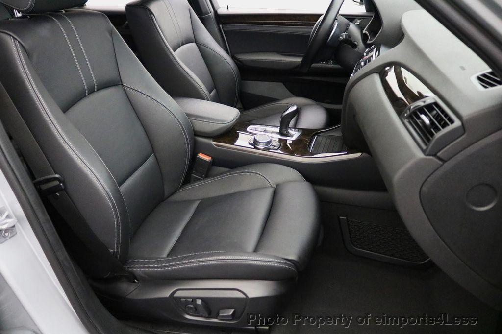 2015 BMW X3 CERTIFIED X3 xDRIVE35i M Sport Package AWD NAVI - 17057497 - 48