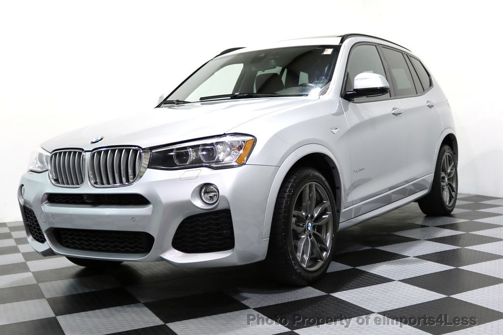 2015 BMW X3 CERTIFIED X3 xDRIVE35i M Sport Package AWD NAVI - 17057497 - 49