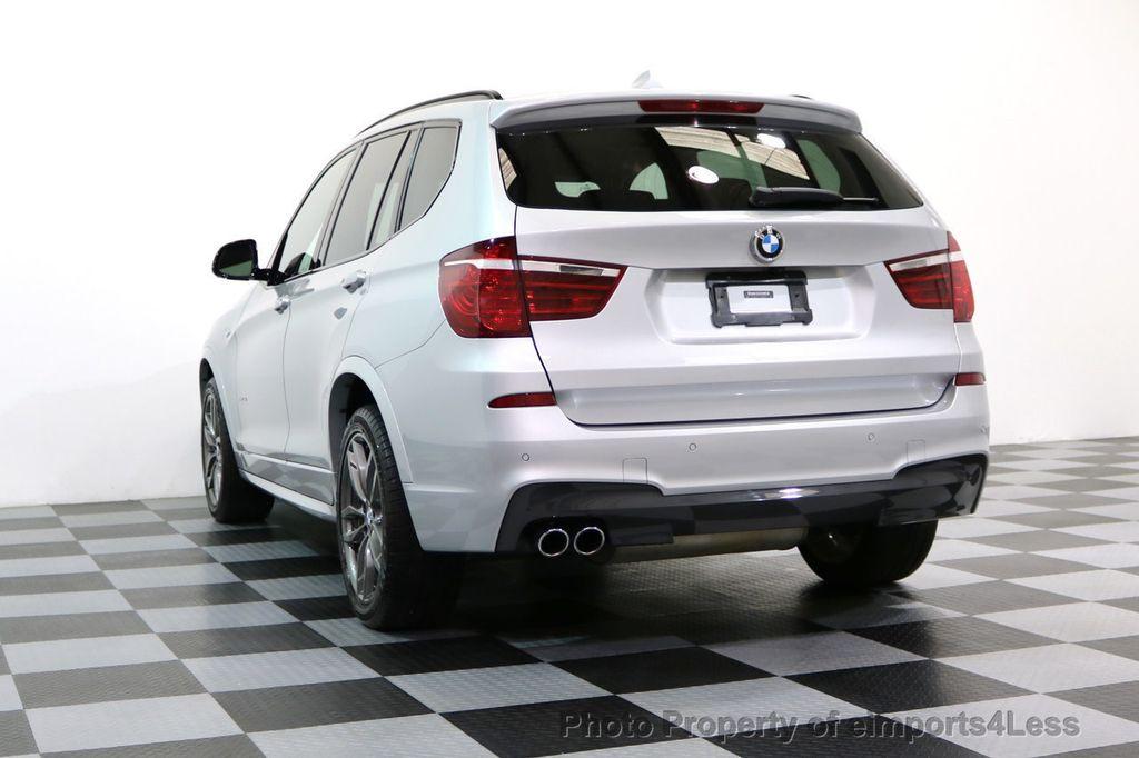 2015 BMW X3 CERTIFIED X3 xDRIVE35i M Sport Package AWD NAVI - 17057497 - 50