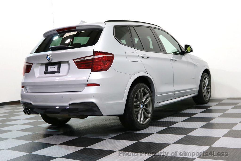 2015 BMW X3 CERTIFIED X3 xDRIVE35i M Sport Package AWD NAVI - 17057497 - 51