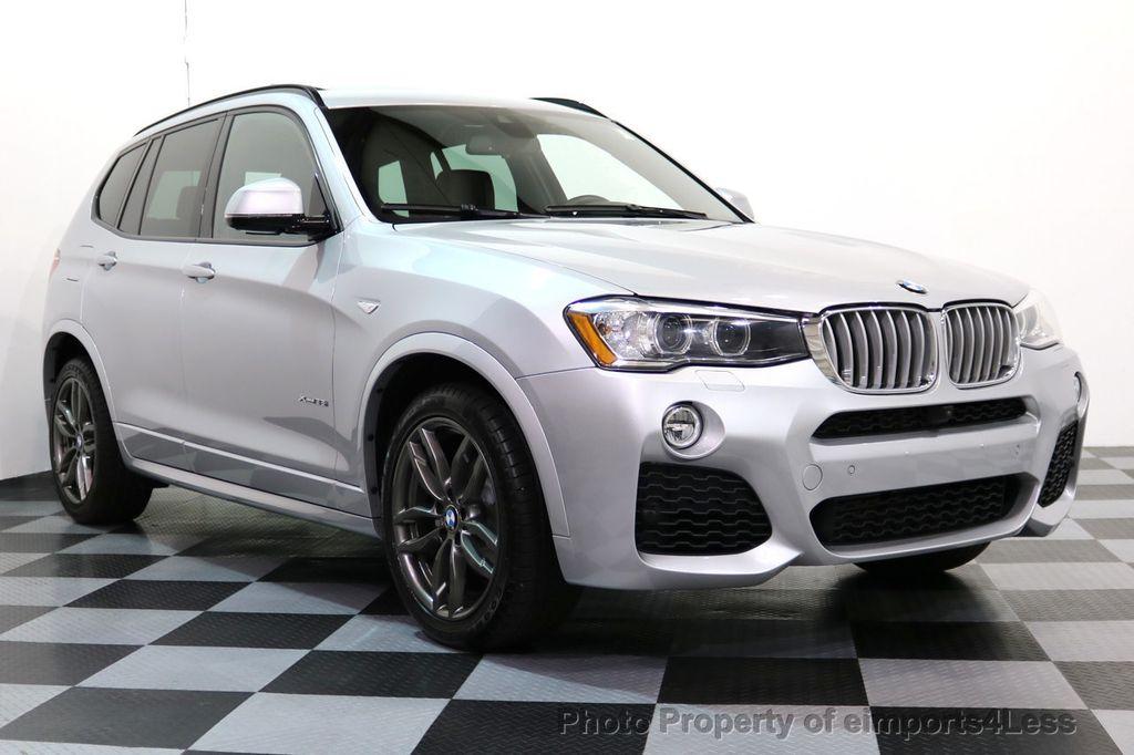 2015 BMW X3 CERTIFIED X3 xDRIVE35i M Sport Package AWD NAVI - 17057497 - 52
