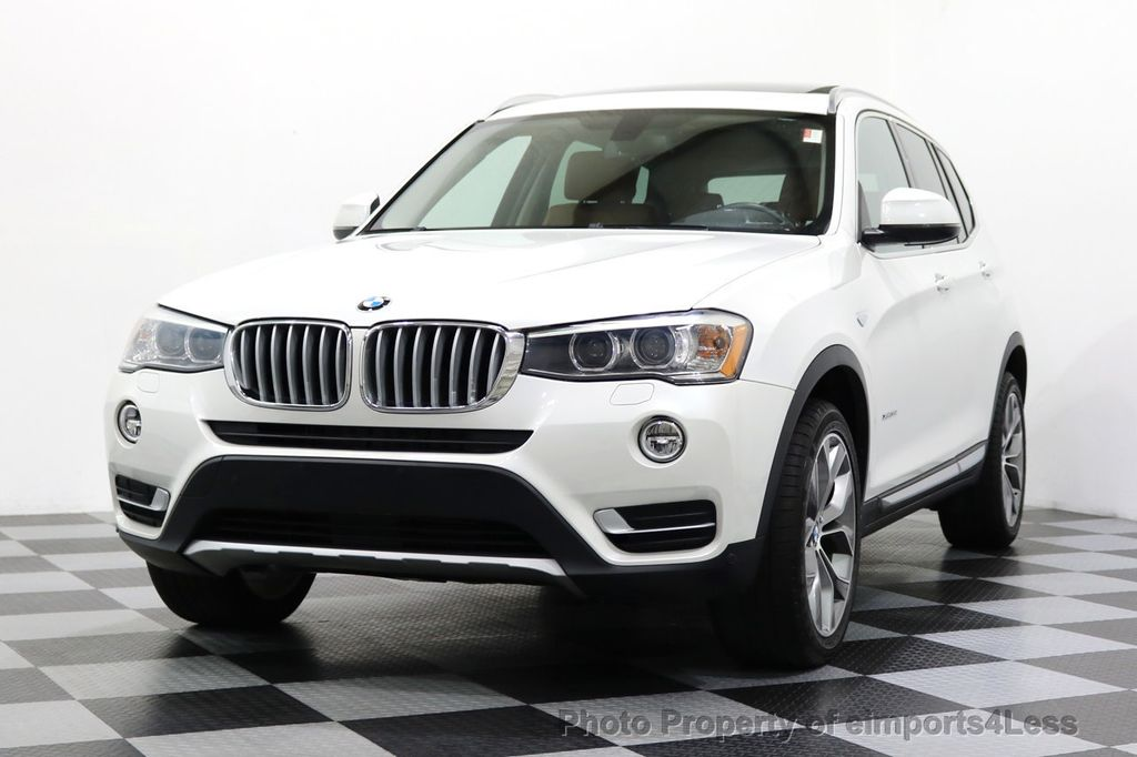 2015 BMW X3 CERTIFIED X3 xDRIVE35i XLINE TECH CAMERA NAVI - 17932969 - 14
