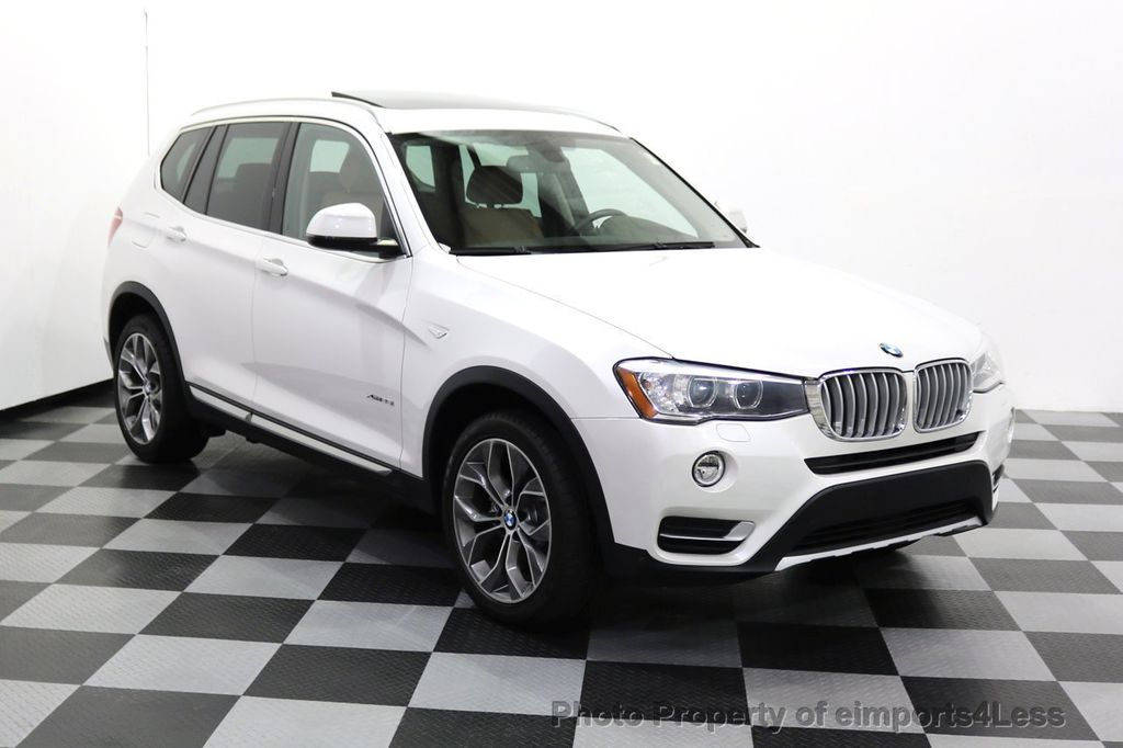 2015 BMW X3 CERTIFIED X3 xDRIVE35i XLINE TECH CAMERA NAVI - 17932969 - 15