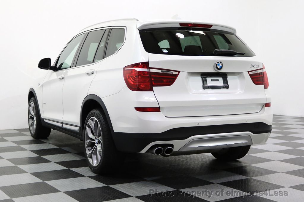 2015 BMW X3 CERTIFIED X3 xDRIVE35i XLINE TECH CAMERA NAVI - 17932969 - 16