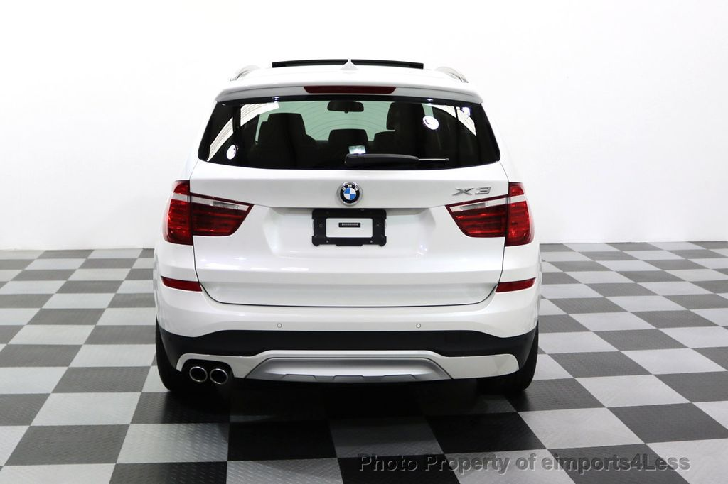 2015 BMW X3 CERTIFIED X3 xDRIVE35i XLINE TECH CAMERA NAVI - 17932969 - 17