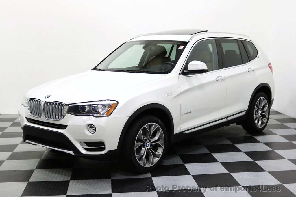 2015 BMW X3 CERTIFIED X3 xDRIVE35i XLINE TECH CAMERA NAVI - 17932969 - 28