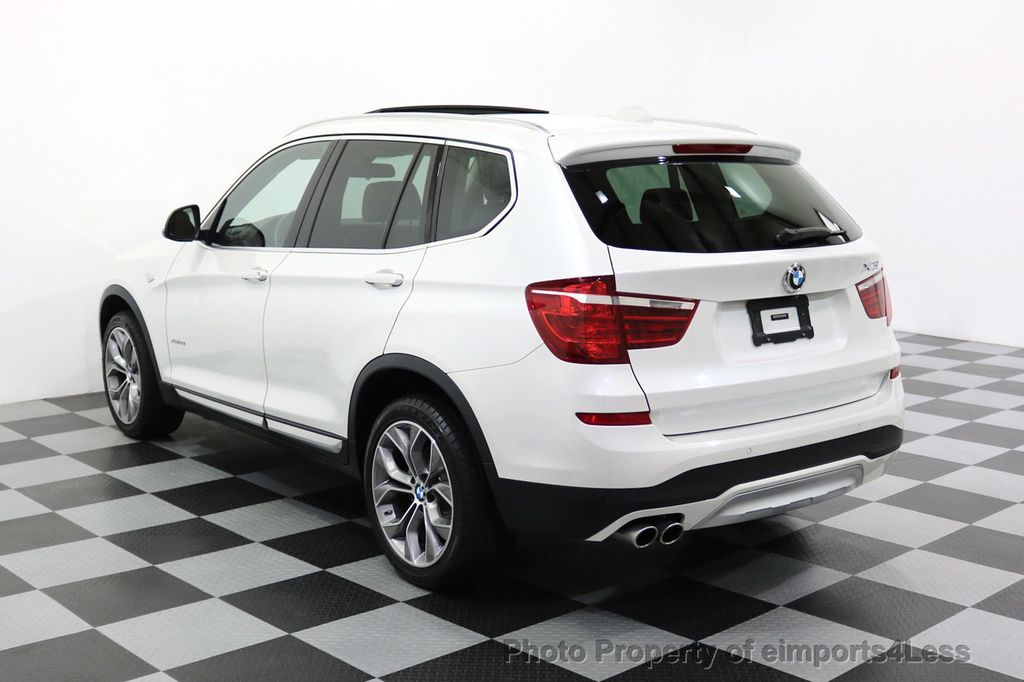2015 BMW X3 CERTIFIED X3 xDRIVE35i XLINE TECH CAMERA NAVI - 17932969 - 2