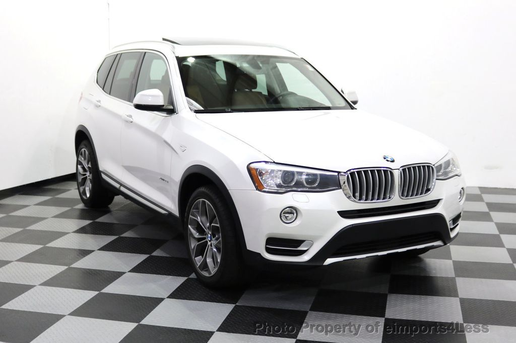 2015 BMW X3 CERTIFIED X3 xDRIVE35i XLINE TECH CAMERA NAVI - 17932969 - 29