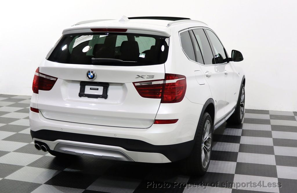 2015 BMW X3 CERTIFIED X3 xDRIVE35i XLINE TECH CAMERA NAVI - 17932969 - 32