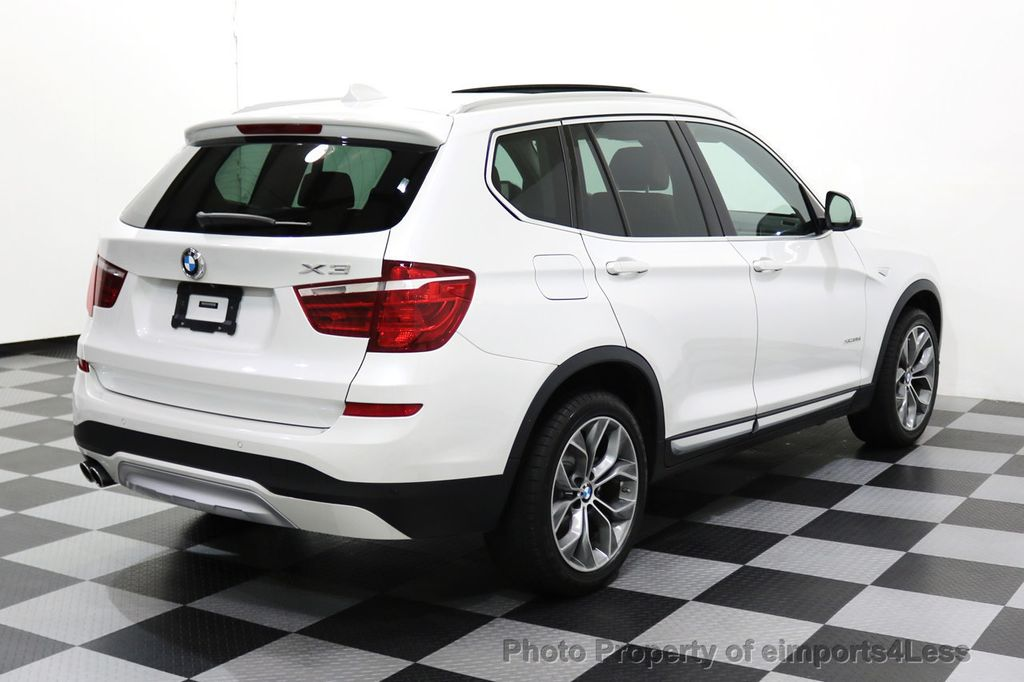 2015 BMW X3 CERTIFIED X3 xDRIVE35i XLINE TECH CAMERA NAVI - 17932969 - 3