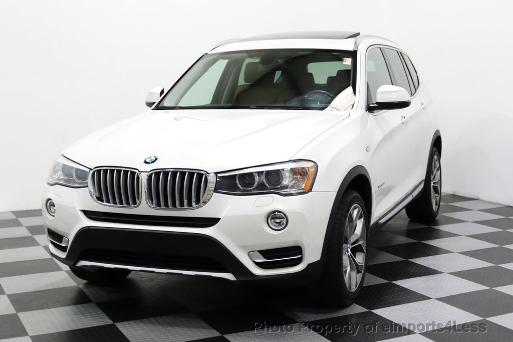 2015 BMW X3 CERTIFIED X3 xDRIVE35i XLINE TECH CAMERA NAVI - 17932969 - 43