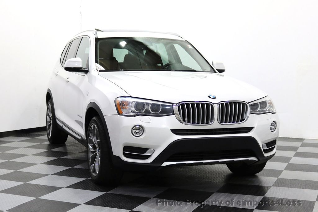 2015 BMW X3 CERTIFIED X3 xDRIVE35i XLINE TECH CAMERA NAVI - 17932969 - 44