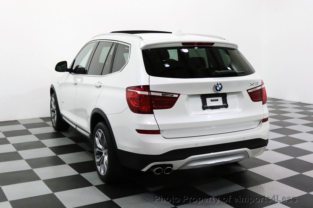 2015 BMW X3 CERTIFIED X3 xDRIVE35i XLINE TECH CAMERA NAVI - 17932969 - 45