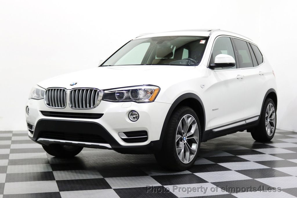 2015 BMW X3 CERTIFIED X3 xDRIVE35i XLINE TECH CAMERA NAVI - 17932969 - 51