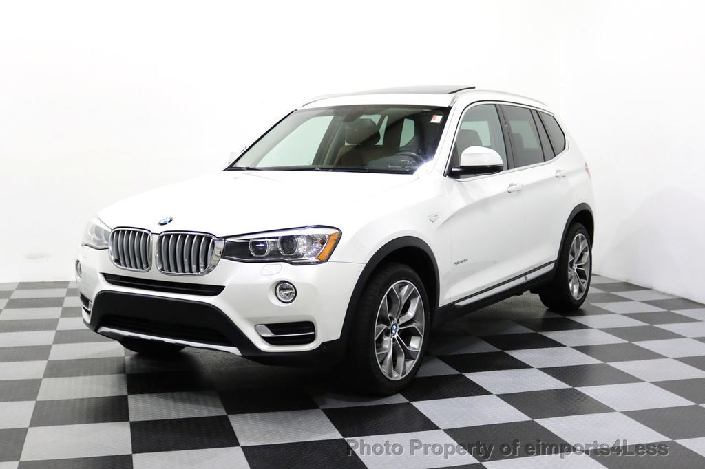 2015 BMW X3 CERTIFIED X3 xDRIVE35i XLINE TECH CAMERA NAVI - 17932969 - 52