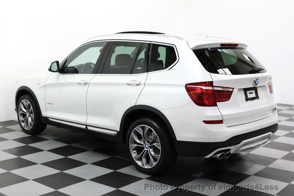 2015 BMW X3 CERTIFIED X3 xDRIVE35i XLINE TECH CAMERA NAVI - 17932969 - 53