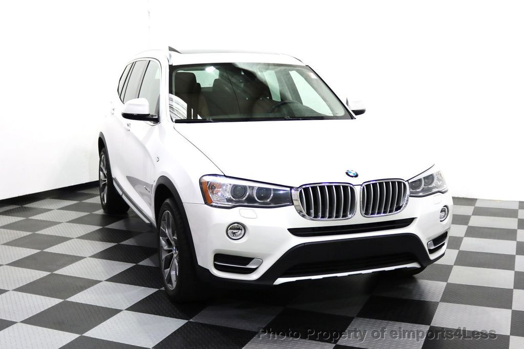2015 BMW X3 CERTIFIED X3 xDRIVE35i XLINE TECH CAMERA NAVI - 17932969 - 55